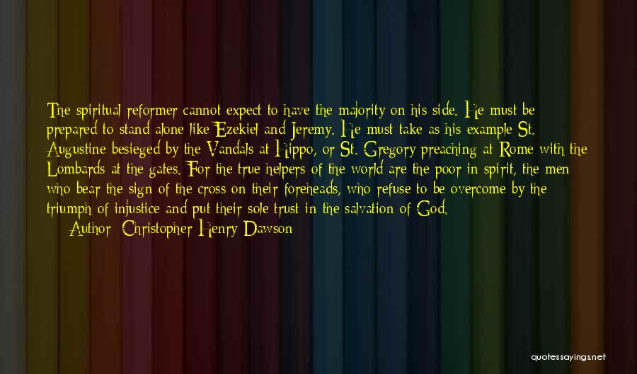 Christopher Henry Dawson Quotes 2046314