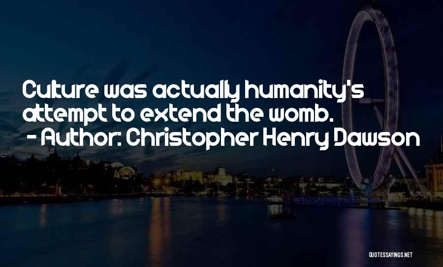 Christopher Henry Dawson Quotes 929341
