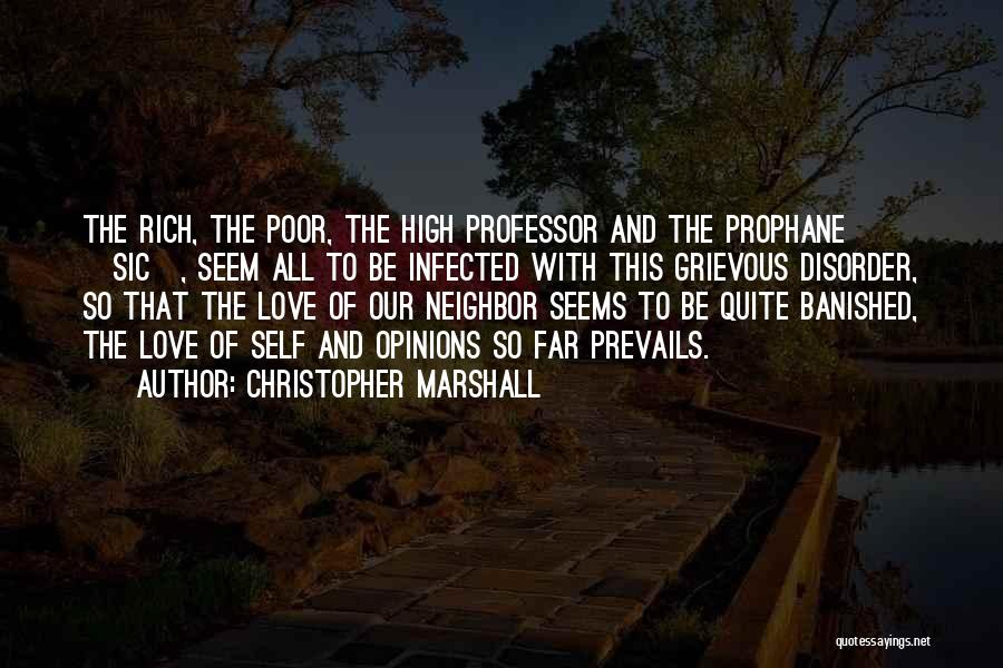 Christopher Marshall Quotes 2215524
