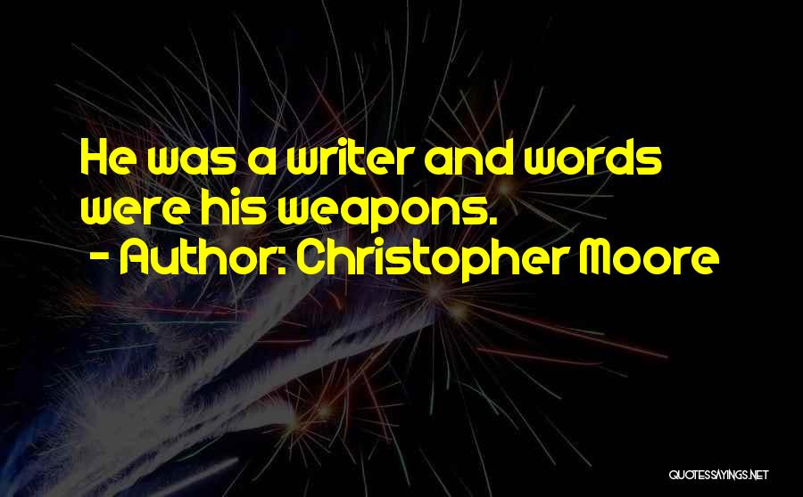 Christopher Moore Quotes 1364139