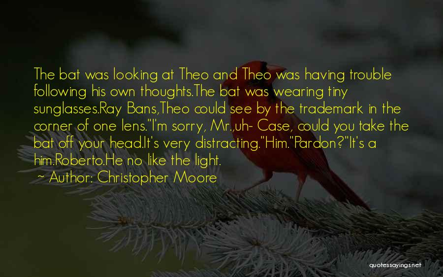 Christopher Moore Quotes 1461277