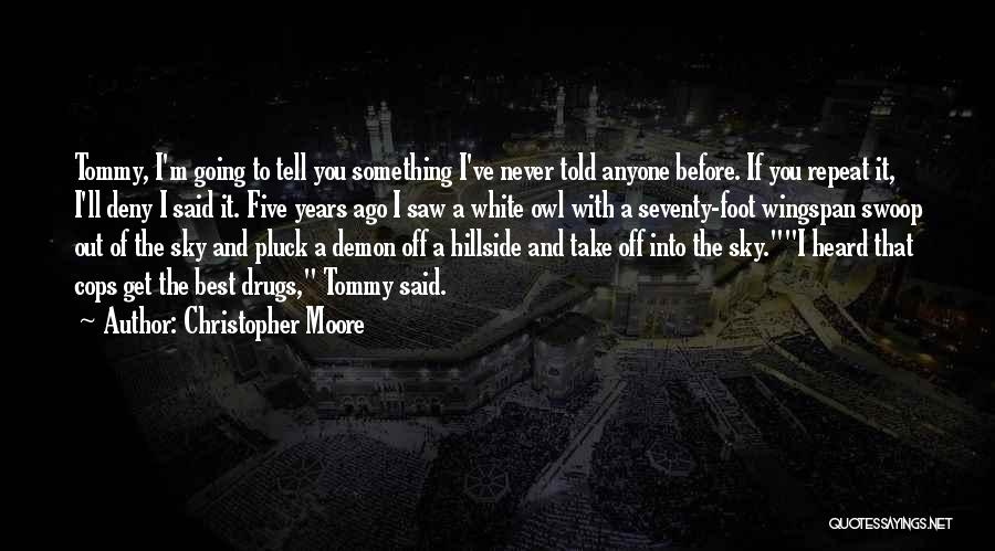 Christopher Moore Quotes 1516992