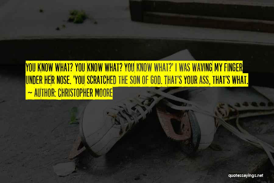 Christopher Moore Quotes 1789415