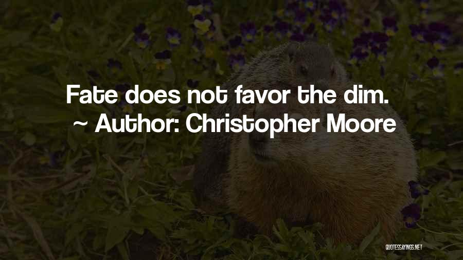Christopher Moore Quotes 1792944