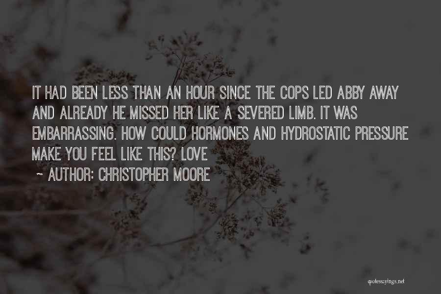 Christopher Moore Quotes 1844286