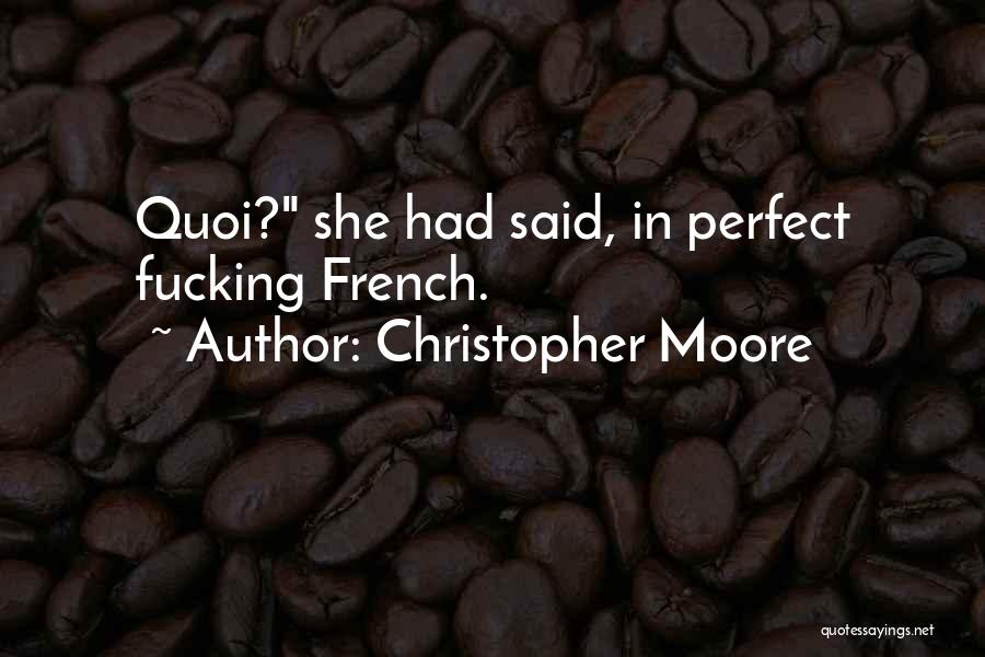 Christopher Moore Quotes 1860948