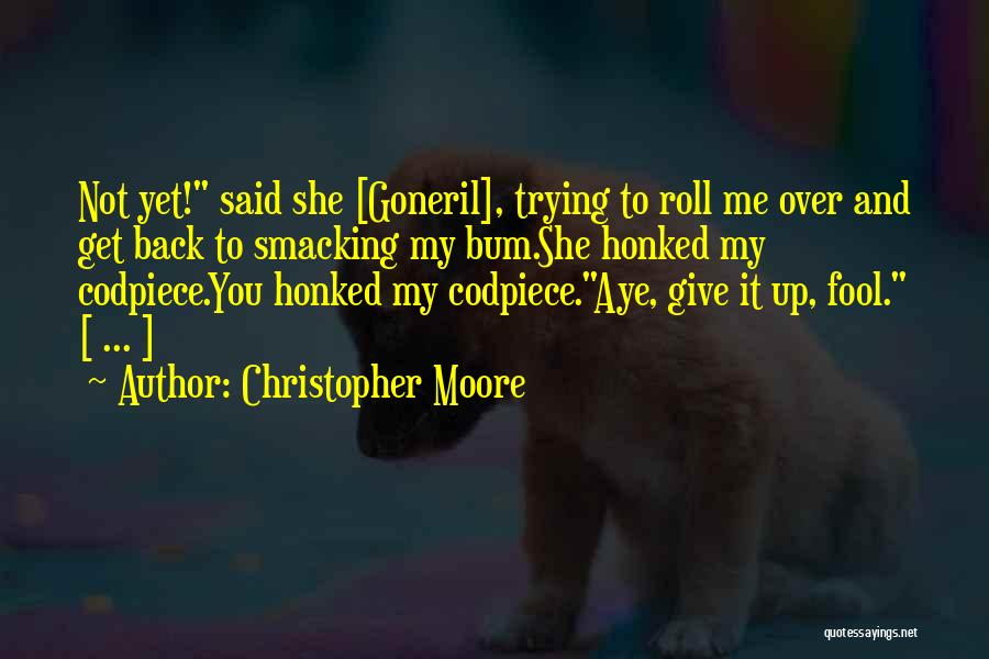 Christopher Moore Quotes 1902331