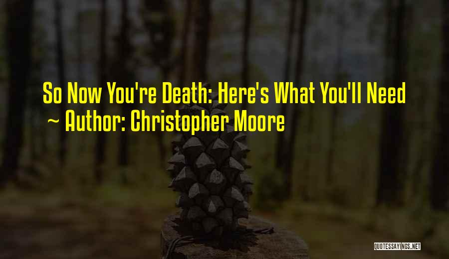 Christopher Moore Quotes 1998983