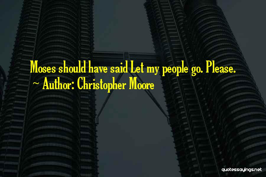 Christopher Moore Quotes 2096677