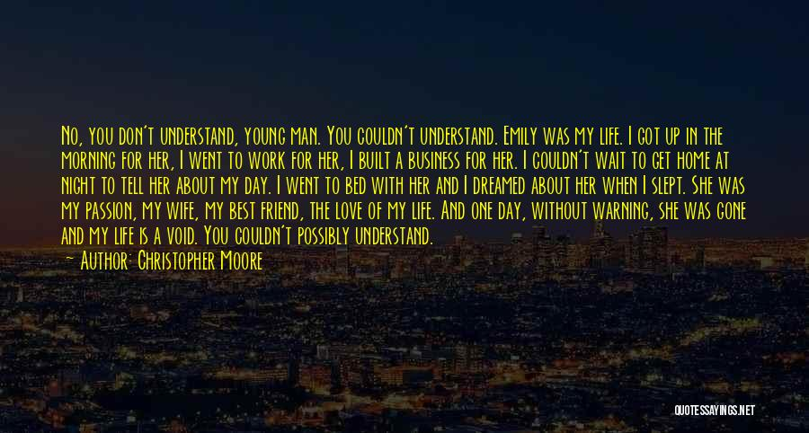 Christopher Moore Quotes 361687