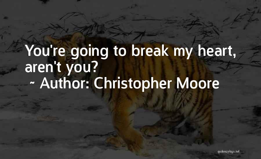 Christopher Moore Quotes 430530