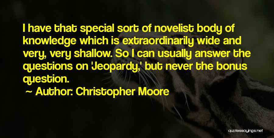 Christopher Moore Quotes 511489