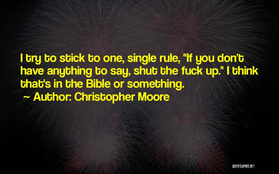 Christopher Moore Quotes 563465