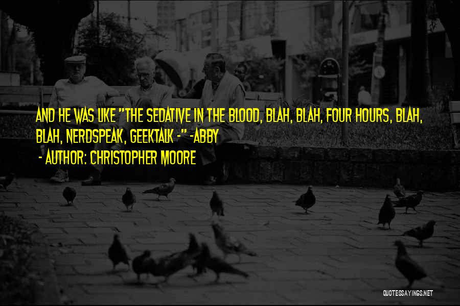 Christopher Moore Quotes 766757