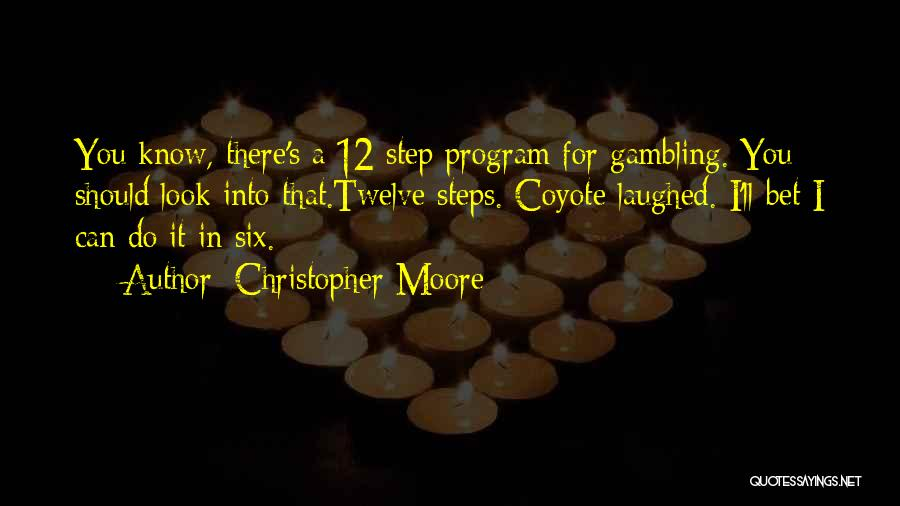 Christopher Moore Quotes 922239