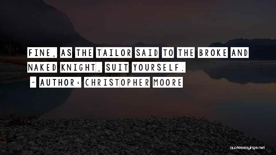 Christopher Moore Quotes 947348