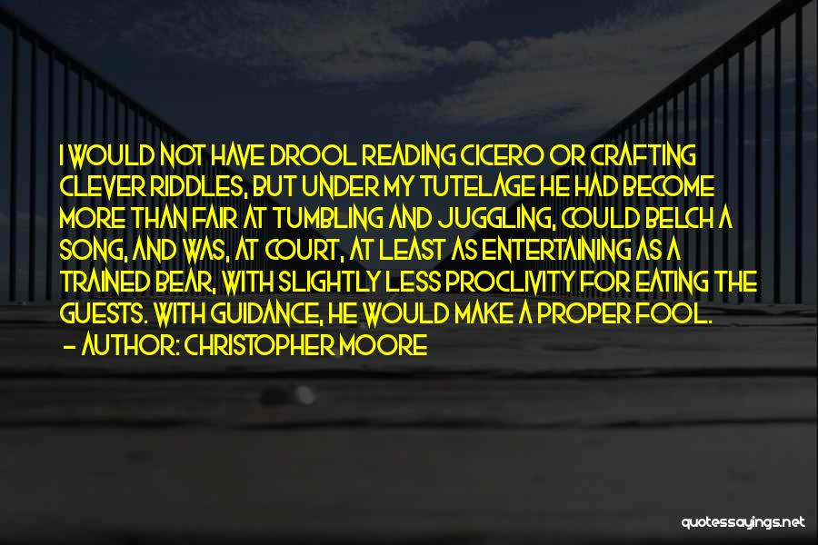 Christopher Moore Quotes 97071