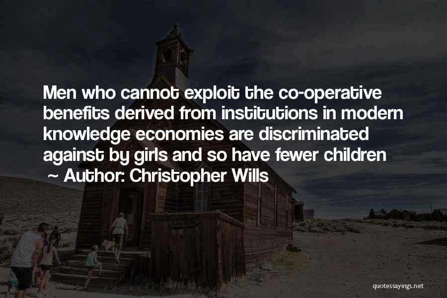 Christopher Wills Quotes 305392
