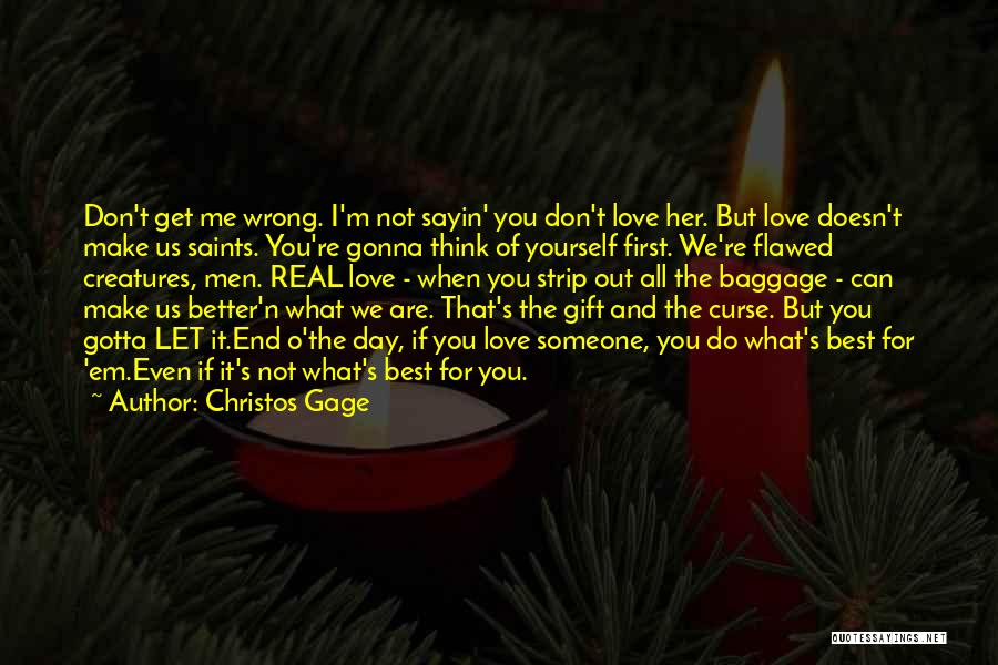 Christos Gage Quotes 1572579