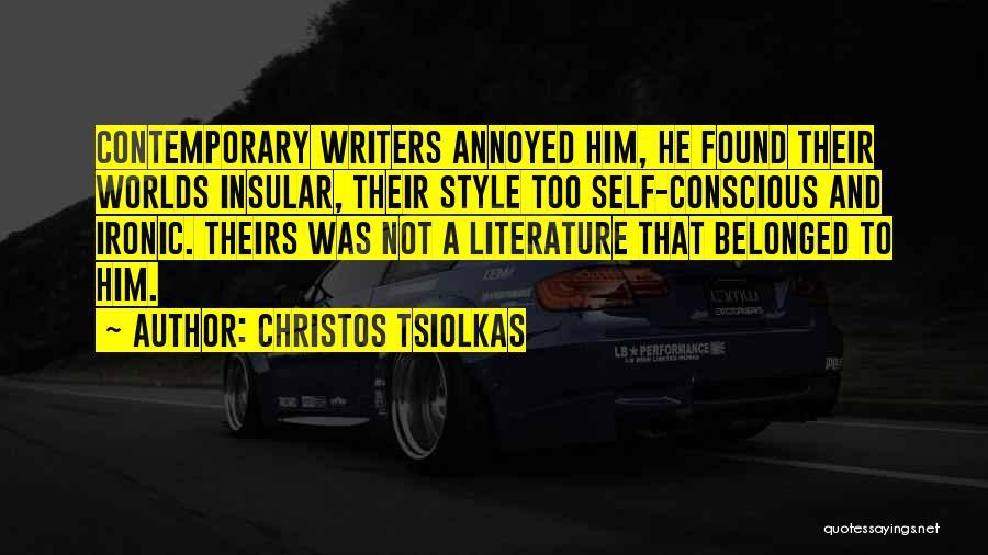 Christos Tsiolkas Quotes 1131331
