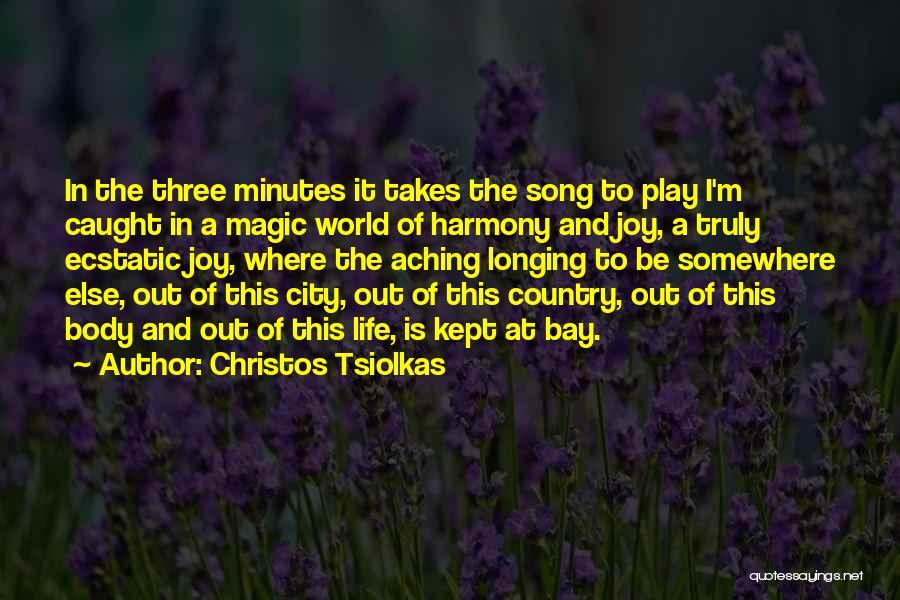Christos Tsiolkas Quotes 1523581