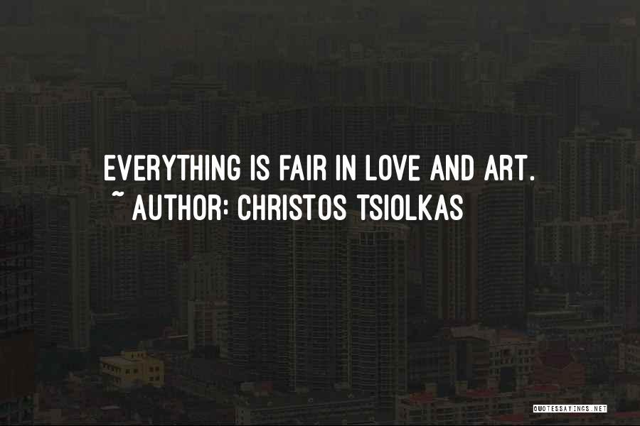 Christos Tsiolkas Quotes 1883768