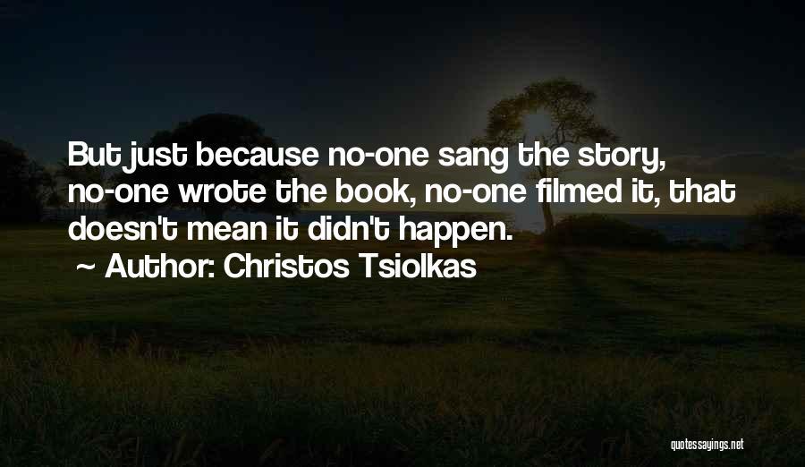 Christos Tsiolkas Quotes 1915460