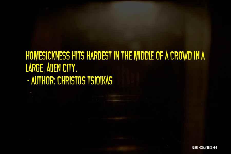 Christos Tsiolkas Quotes 301453
