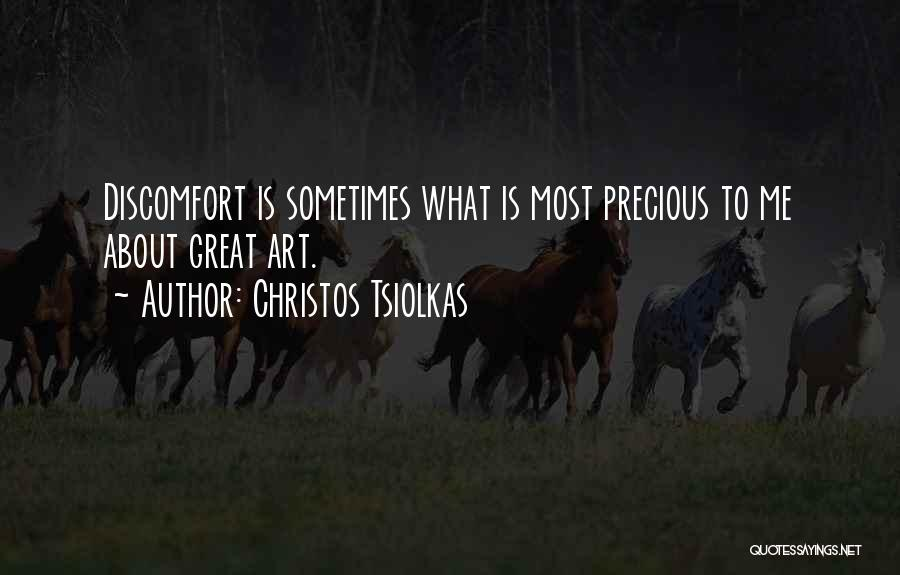 Christos Tsiolkas Quotes 529306