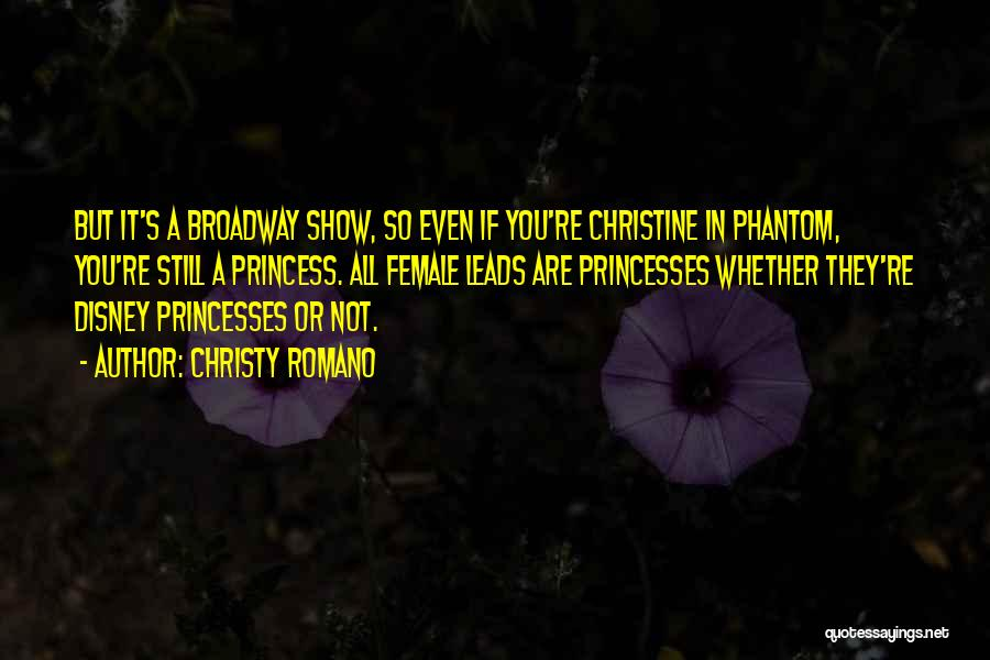 Christy Romano Quotes 2231182