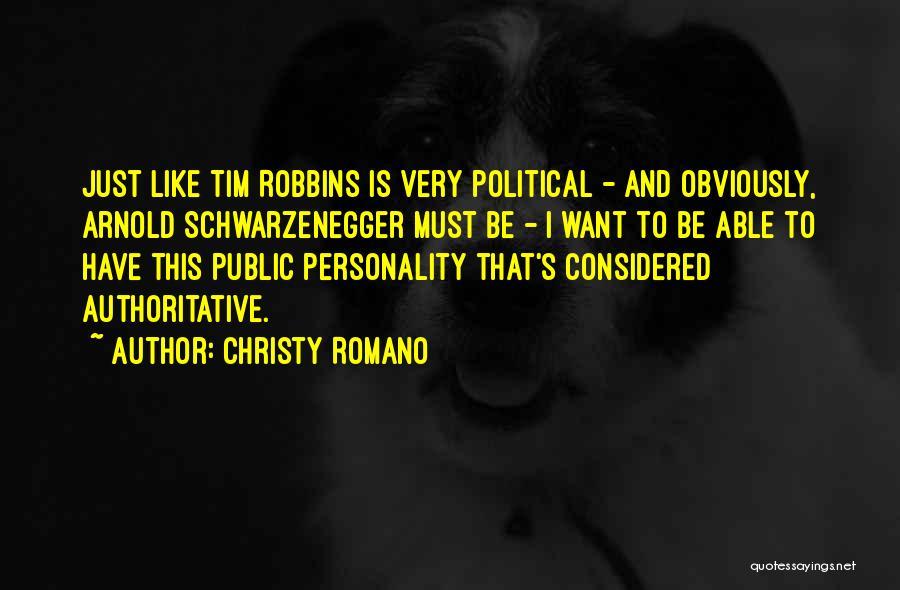 Christy Romano Quotes 359568