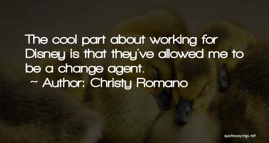 Christy Romano Quotes 711915