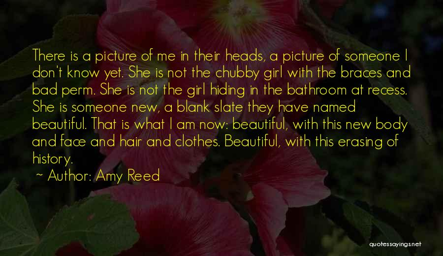 Chubby Beauty Quotes By Amy Reed