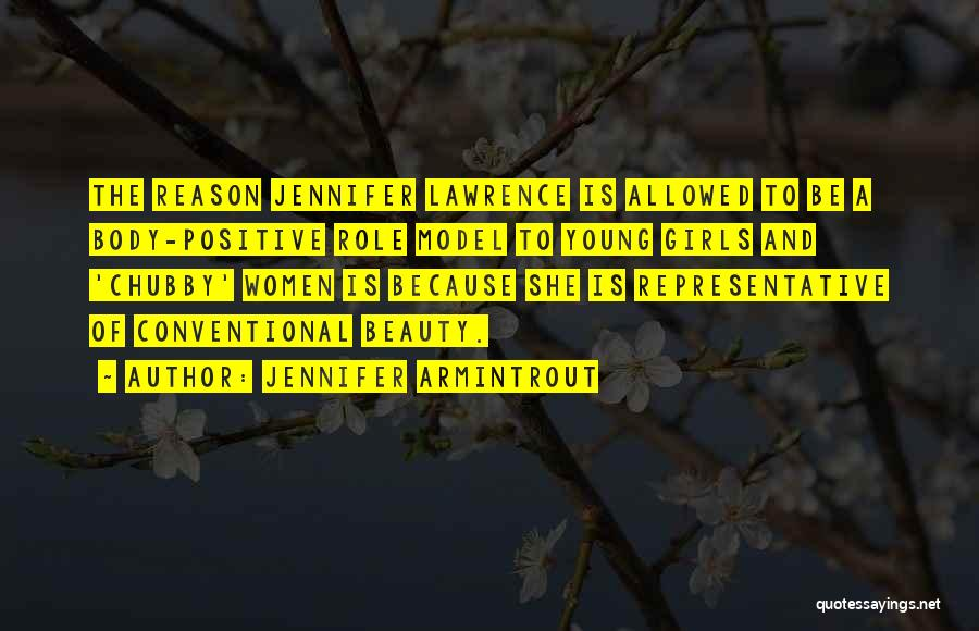 Chubby Beauty Quotes By Jennifer Armintrout