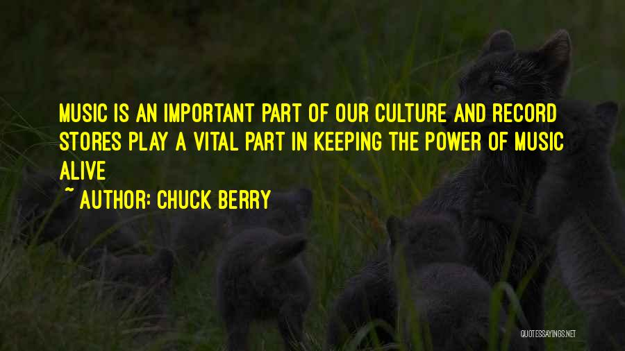 Chuck Berry Quotes 122366