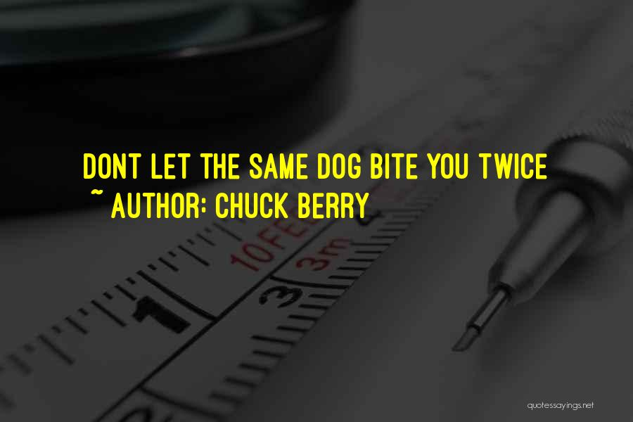 Chuck Berry Quotes 800572