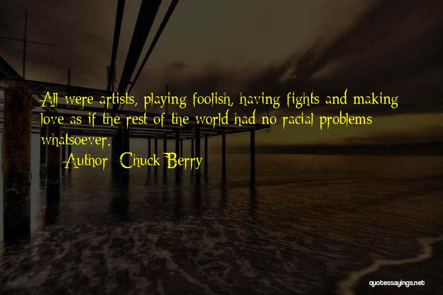 Chuck Berry Quotes 829488