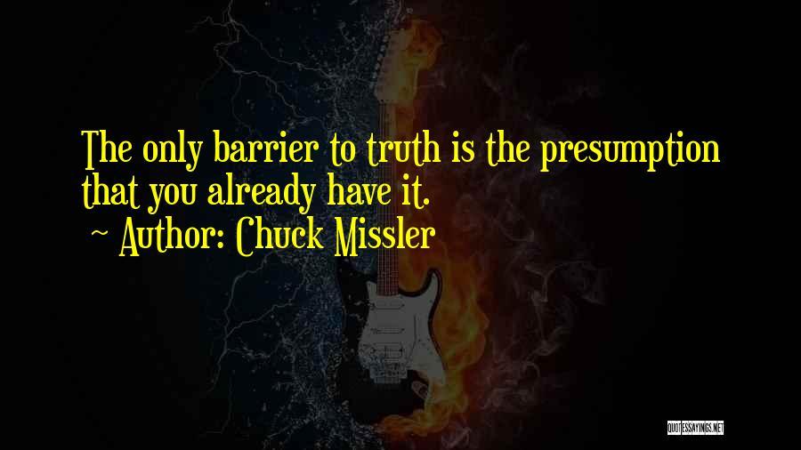 Chuck Missler Quotes 1490116
