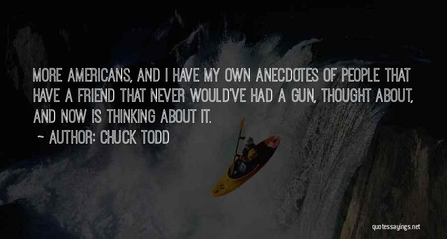 Chuck Todd Quotes 120523