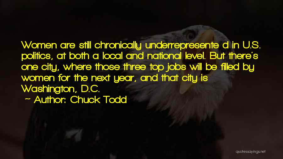Chuck Todd Quotes 1296426