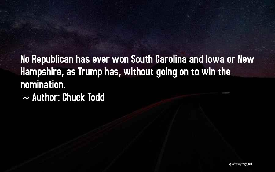 Chuck Todd Quotes 139555