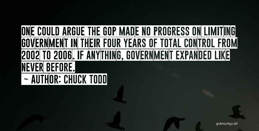 Chuck Todd Quotes 1827863