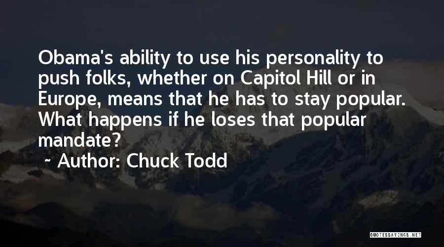 Chuck Todd Quotes 1960491