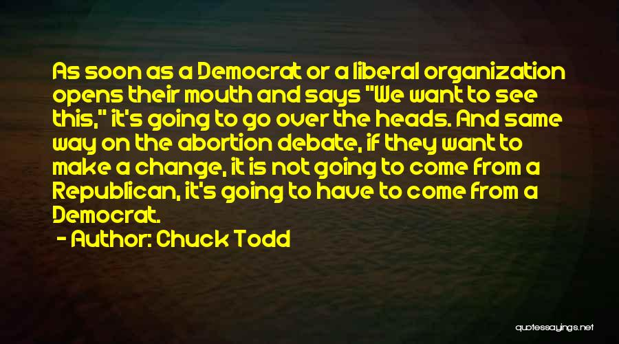 Chuck Todd Quotes 252434