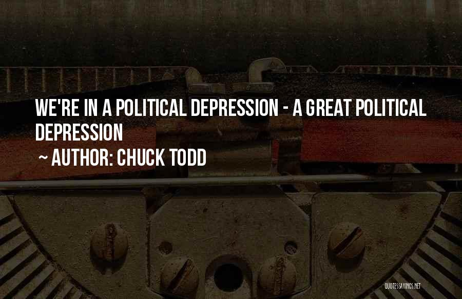Chuck Todd Quotes 620937