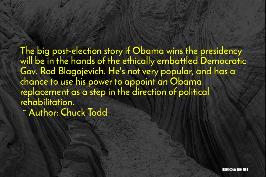 Chuck Todd Quotes 974936