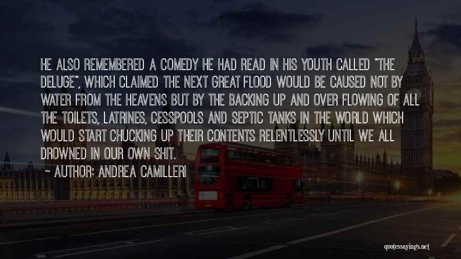Chucking Quotes By Andrea Camilleri