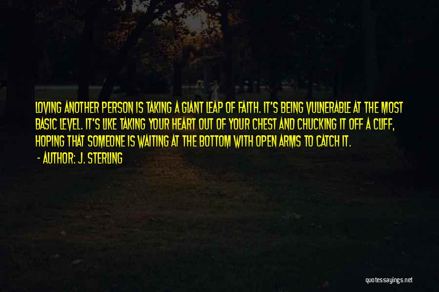 Chucking Quotes By J. Sterling
