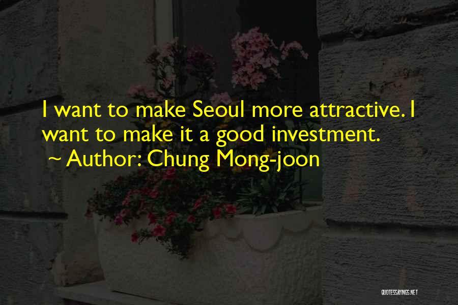 Chung Mong-joon Quotes 1571175