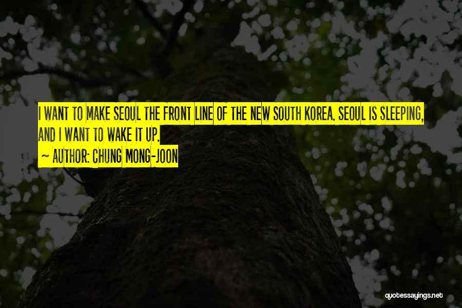Chung Mong-joon Quotes 1816879